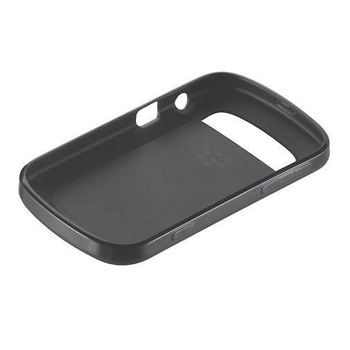 Productafbeelding van de BlackBerry Soft Shell Black Bold 9900