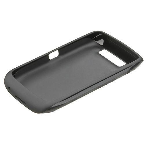 Productafbeelding van de BlackBerry Soft Shell Black Torch 9860