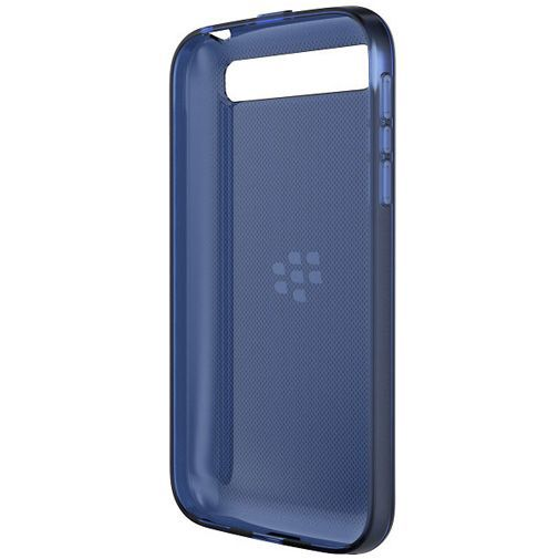 Productafbeelding van de BlackBerry Soft Shell Blue Translucent BlackBerry Classic