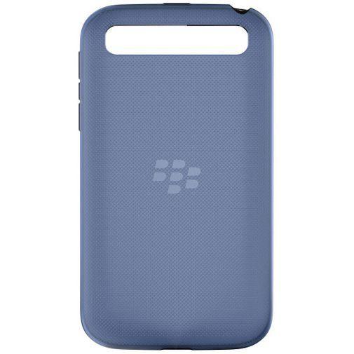 Productafbeelding van de BlackBerry Soft Shell Blue Translucent BlackBerry Classic