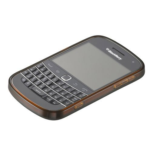 Productafbeelding van de BlackBerry Soft Shell Brown Bold 9900