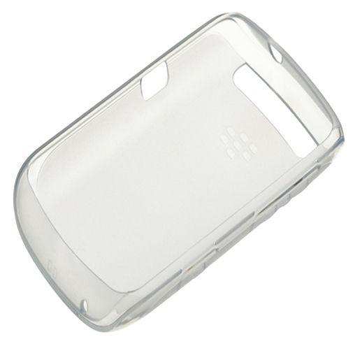 Productafbeelding van de BlackBerry Soft Shell Clear Curve 9360