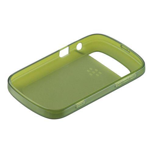 Productafbeelding van de BlackBerry Soft Shell Green Bold 9900