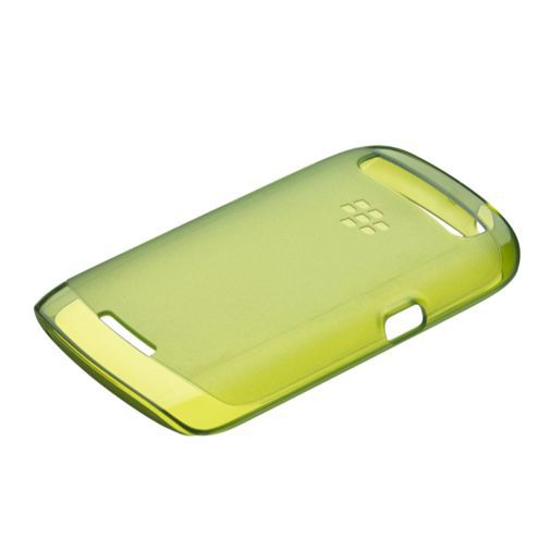 Productafbeelding van de BlackBerry Soft Shell Green Curve 9360