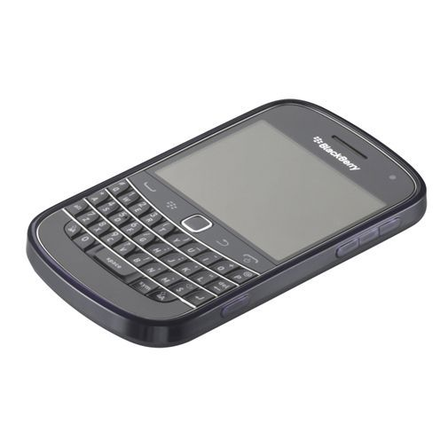 Productafbeelding van de BlackBerry Soft Shell Indigo Bold 9900