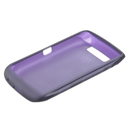 Productafbeelding van de BlackBerry Soft Shell Indigo Torch 9860