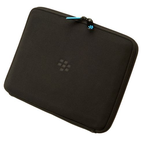 Productafbeelding van de BlackBerry Zip Sleeve Black Playbook