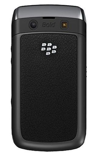 Productafbeelding van de BlackBerry Bold 9700 KPN Black