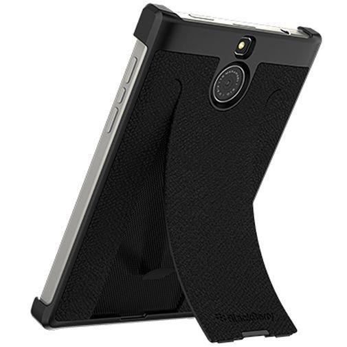 Productafbeelding van de BlackBerry Passport Silver Edition Leather Flex Shell Black
