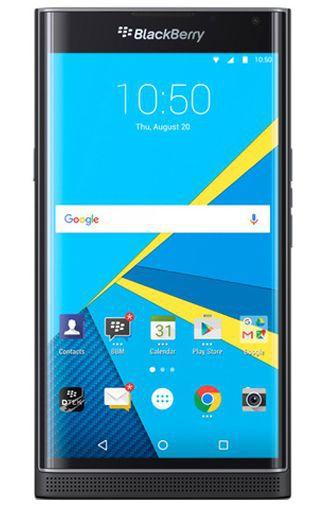 Productafbeelding van de BlackBerry Priv Black