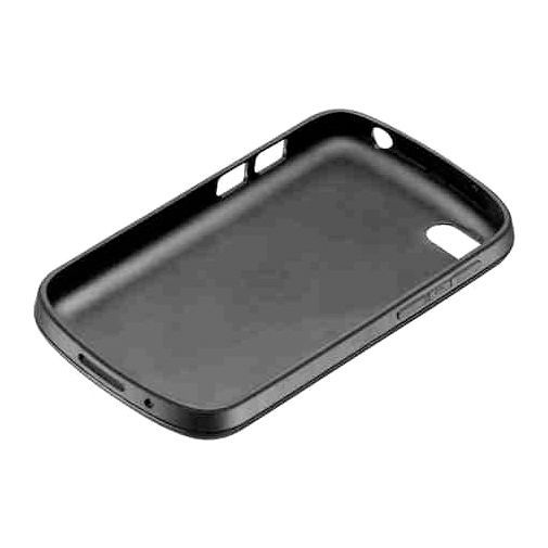 Productafbeelding van de BlackBerry Soft Shell Black Q10