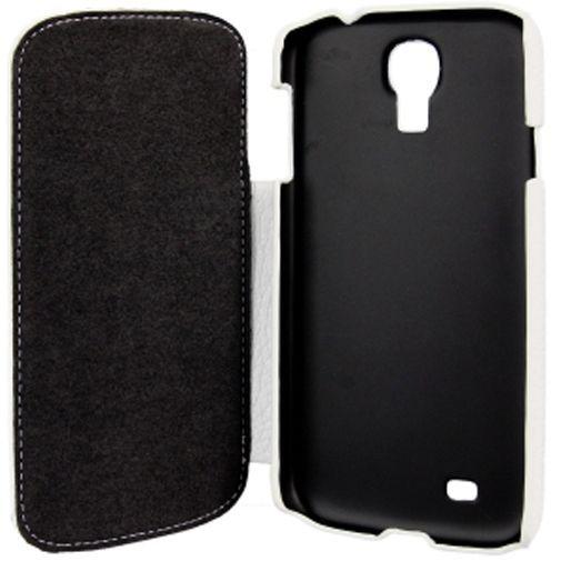 Productafbeelding van de CG Mobile Ferrari Flip Case Samsung Galaxy S4 White