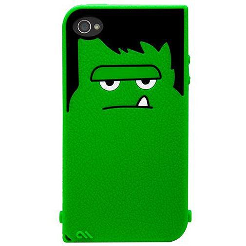Productafbeelding van de Case-Mate Apple iPhone 4 Creatures Frank Green