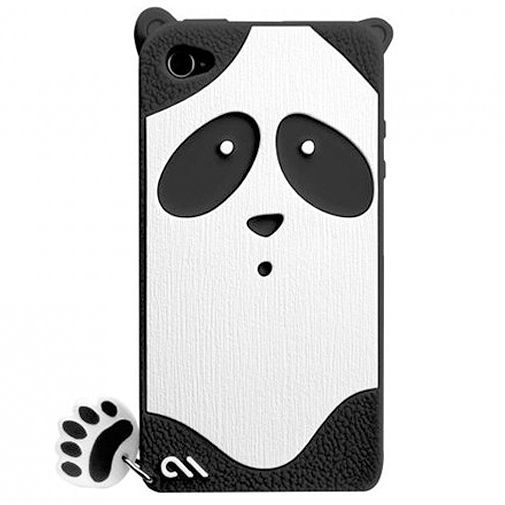 Productafbeelding van de Case Mate Apple iPhone 4 Creatures Xing Black
