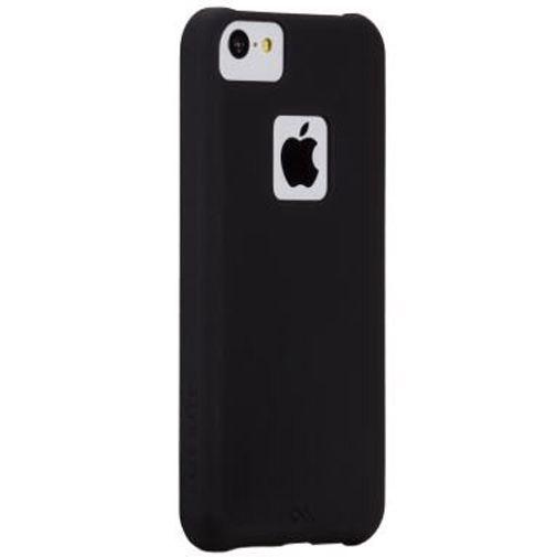 Productafbeelding van de Case Mate Barely There Black Apple iPhone 5C