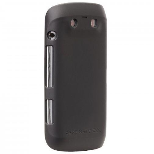 Productafbeelding van de Case Mate Barely There Black BlackBerry 97xx