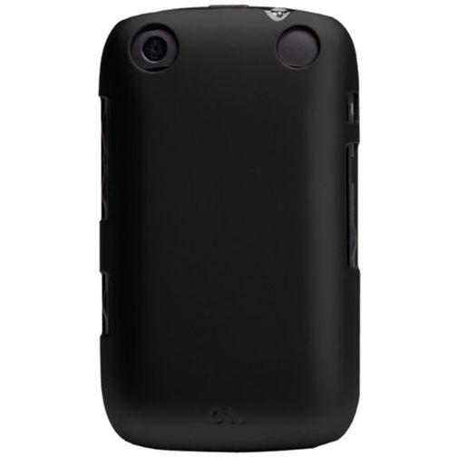 Productafbeelding van de Case-Mate Barely There Black BlackBerry Curve 9320