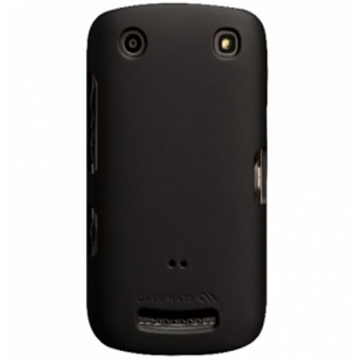 Productafbeelding van de Case Mate Barely There Black BlackBerry Curve 9380