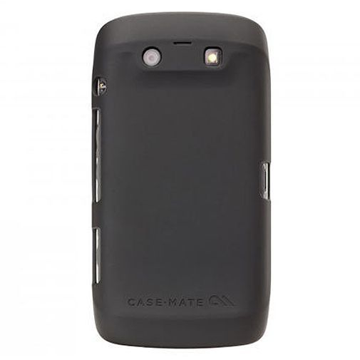 Productafbeelding van de Case Mate Barely There Black BlackBerry Torch 9800