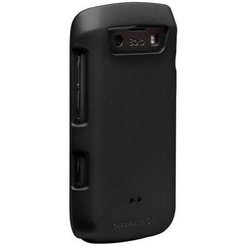 Productafbeelding van de Case Mate Barely There Black BlackBerry Bold 9790