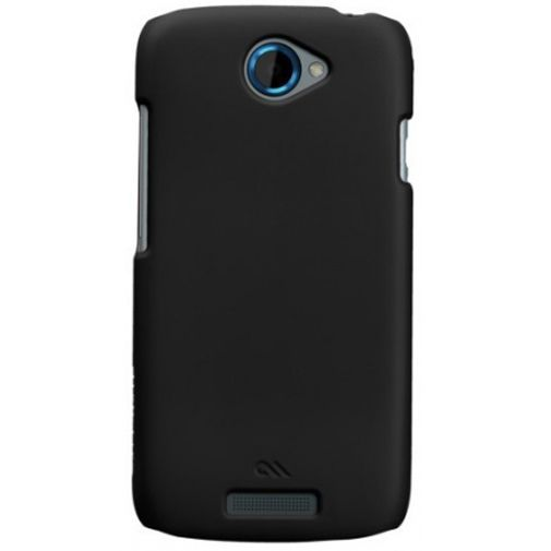 Productafbeelding van de Case-Mate Barely There Black HTC One V