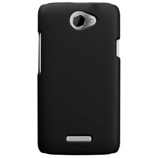 Productafbeelding van de Case-Mate Barely There Black HTC One X