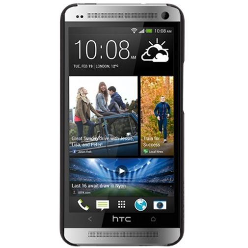 Productafbeelding van de Case-Mate Barely There Black HTC One