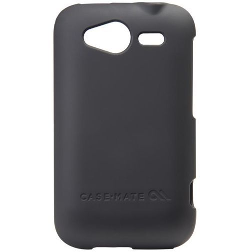 Productafbeelding van de Case Mate Barely There Black HTC Wildfire S