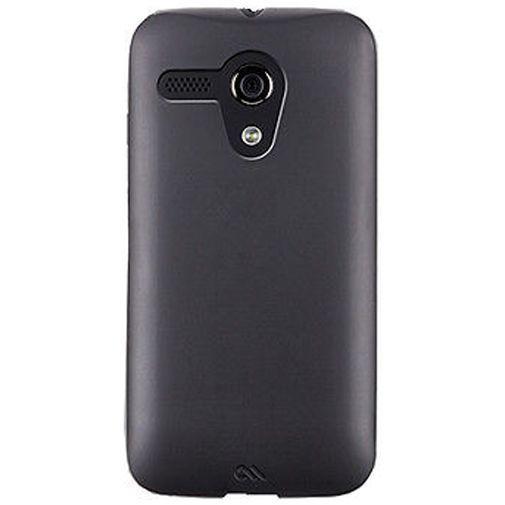 Productafbeelding van de Case-Mate Barely There Black Motorola Moto G