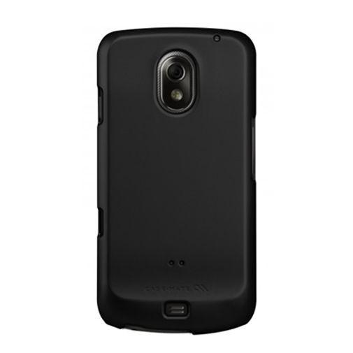 Productafbeelding van de Case Mate Barely There Black Samsung Galaxy Nexus