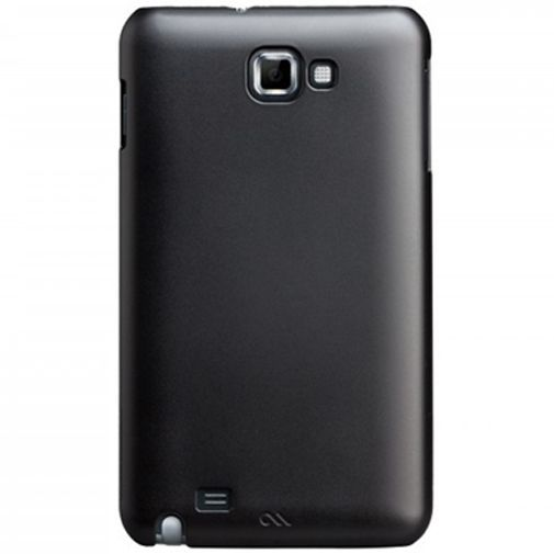 Productafbeelding van de Case Mate Barely There Black Samsung Galaxy Note