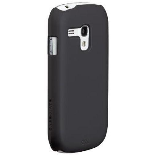 Productafbeelding van de Case-Mate Barely There Black Samsung Galaxy S3 Mini (VE)