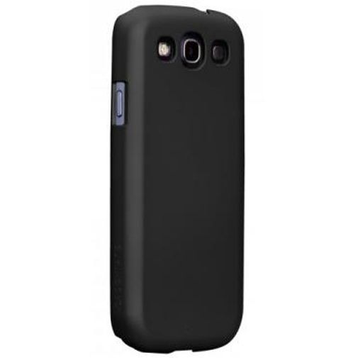 Productafbeelding van de Case-Mate Barely There Black Samsung Galaxy S3 (Neo)