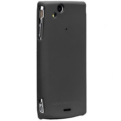 Productafbeelding van de Case Mate Barely There Black Sony Ericsson Xperia Arc