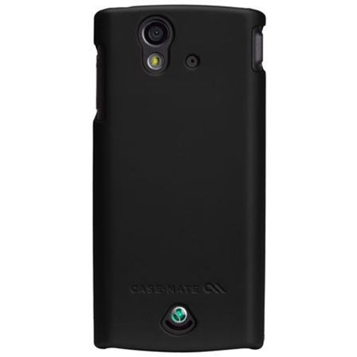 Productafbeelding van de Case Mate Barely There Black Sony Ericsson Xperia Ray