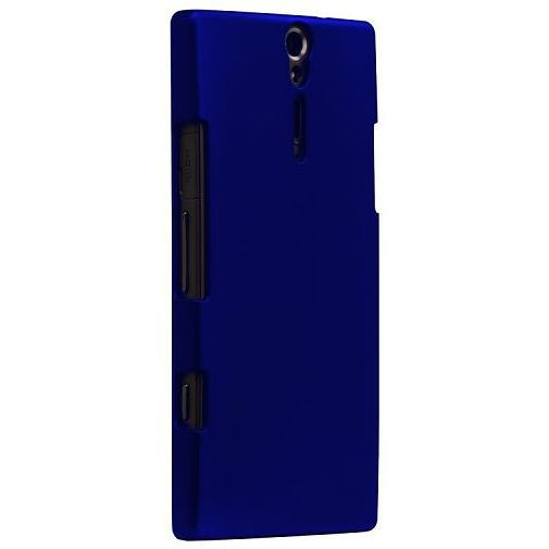 Productafbeelding van de Case Mate Barely There Blue Sony Xperia S