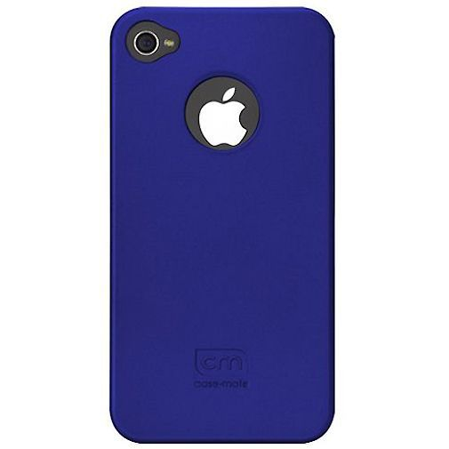 Productafbeelding van de Case Mate Barely There Blue iPhone 4