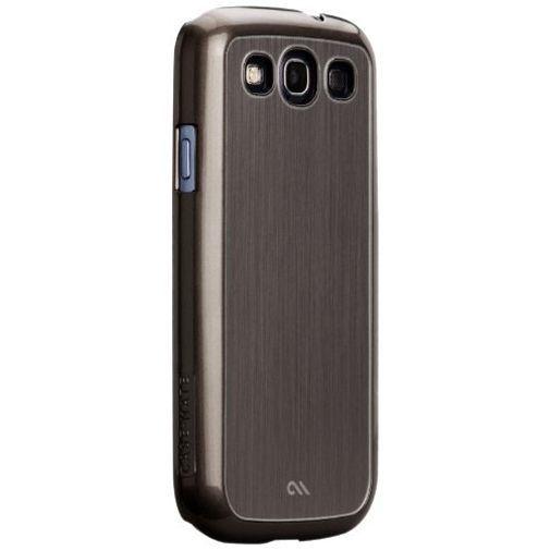 Case-Mate Barely There Case Aluminium Silver Samsung Galaxy S3 (Neo)