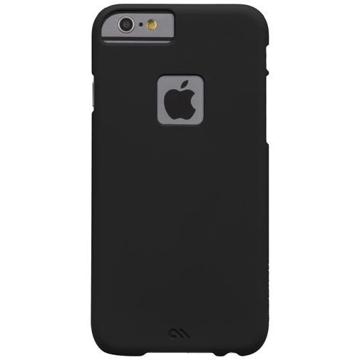 Productafbeelding van de Case-Mate Barely There Case Black Apple iPhone 6/6S