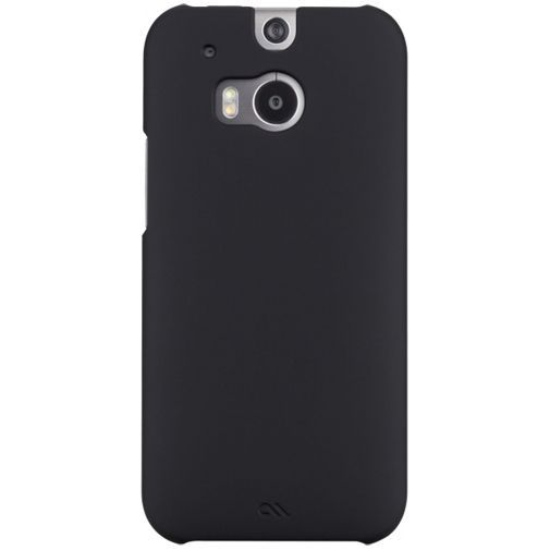 Productafbeelding van de Case-Mate Barely There Case Black HTC One M8