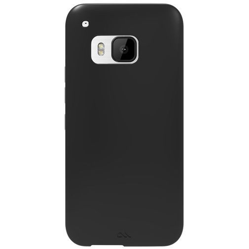 Productafbeelding van de Case-Mate Barely There Case Black HTC One M9 (Prime Camera Edition)
