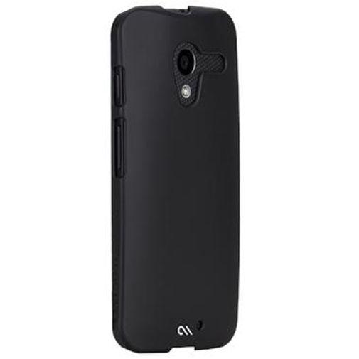 Productafbeelding van de Case-Mate Barely There Case Black Motorola Moto X