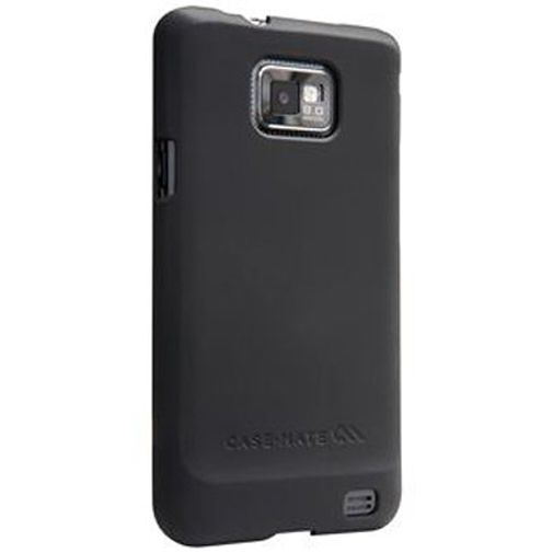 Productafbeelding van de Case-Mate Barely There Case Black Samsung Galaxy S2 (Plus)