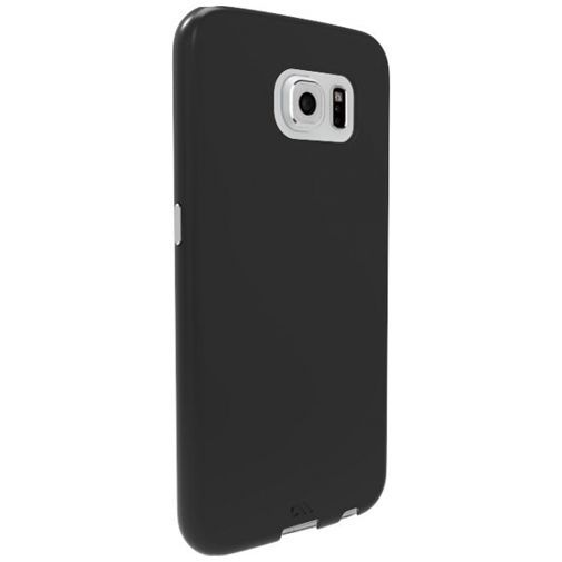 Productafbeelding van de Case-Mate Barely There Case Black Samsung Galaxy S6