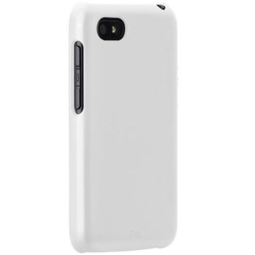 Productafbeelding van de Case-Mate Barely There Case BlackBerry Q5 White