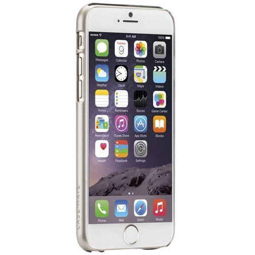 Productafbeelding van de Case-Mate Barely There Case Bronze Apple iPhone 6/6S