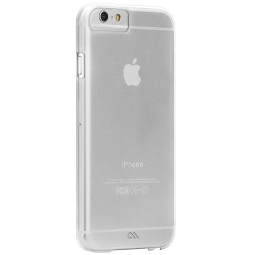 Productafbeelding van de Case-Mate Barely There Case Clear Apple iPhone 6/6S