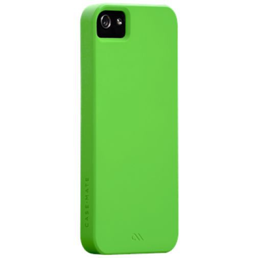 Productafbeelding van de Case-Mate Barely There Case Green Apple iPhone 5/5S/SE