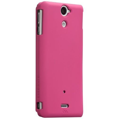 Productafbeelding van de Case-Mate Barely There Case Pink Sony Xperia V