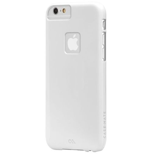 Productafbeelding van de Case-Mate Barely There Case White Apple iPhone 6/6S